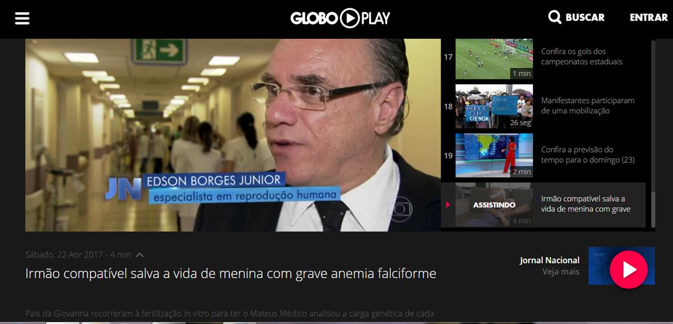 TV Globo Jornal Nacional